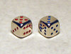 15mm Metal Dice