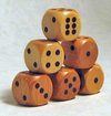 18mm Wooden Dice