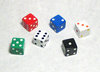 19mm Opaque Dice
