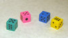 Dice-Shaped Erasers