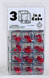 25mm Triple Dice - Set of 100
