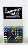 16mm Translucent Dice - Set of 100