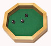Wooden Dice Tray