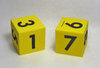 50mm Foam Numeral Dice
