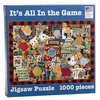 It's All In The Game - 1000 Piece Puzzle