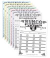 Bunco Score Sheets - Antique Design - Pad of 50